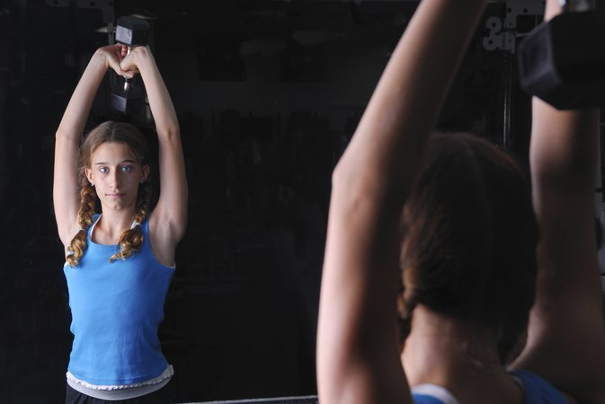 Weight Training Workout Routines For Kids