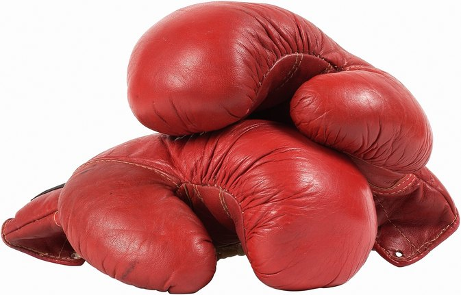 Do Boxing Gloves Soften the Hit?