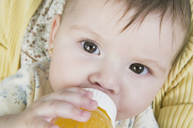 Can Infants Drink Electrolyte Water?