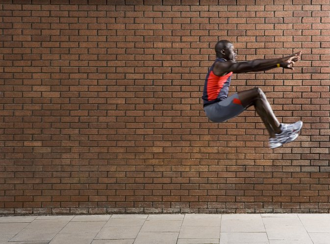 Broad Jump & What It Means for Athletes