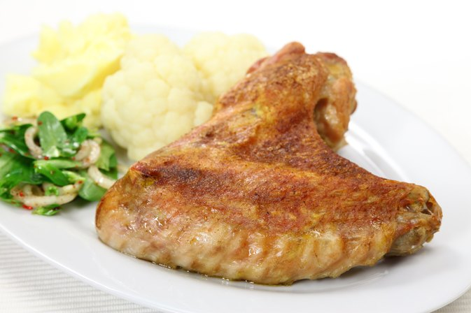 How to Bake Soul Food Turkey Wings