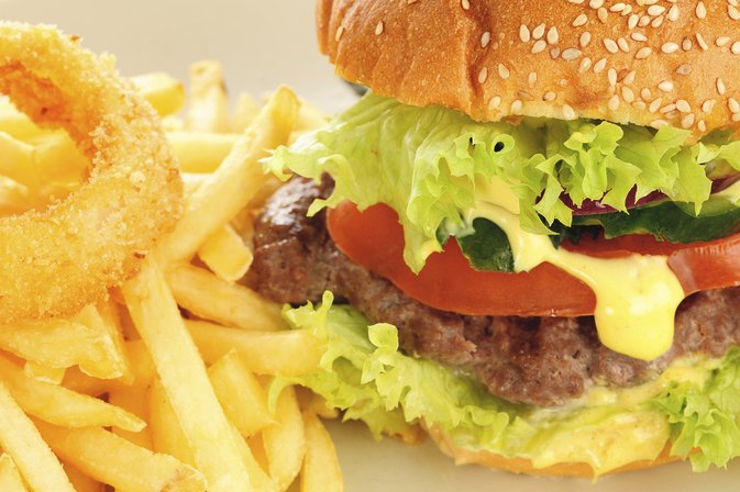 Fast food the unhealthy combination of inexpensive and convenient food