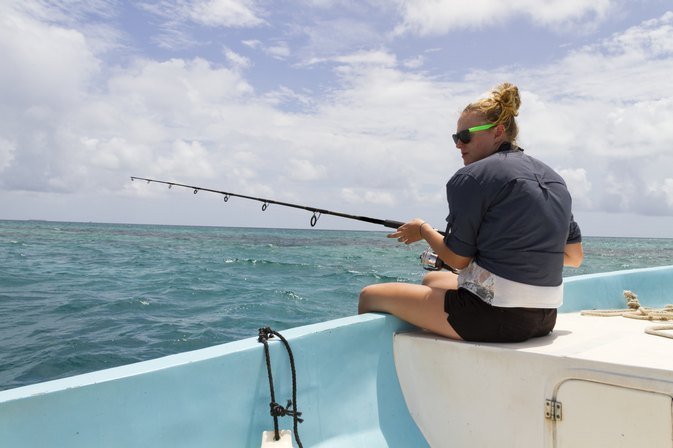 Budget deep sea fishing trips near panama city beach for Florida fishing vacations