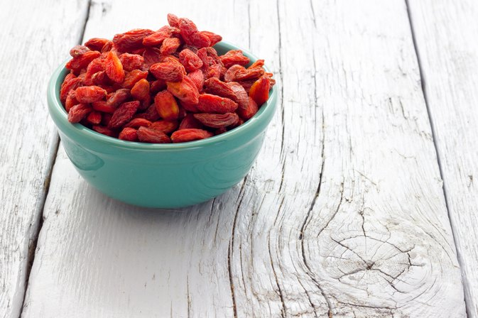 Goji Vs. Blueberries