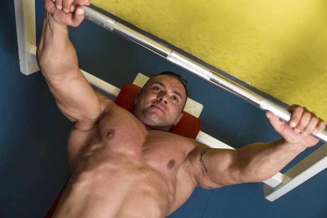 How to Gain Upper Body Weight