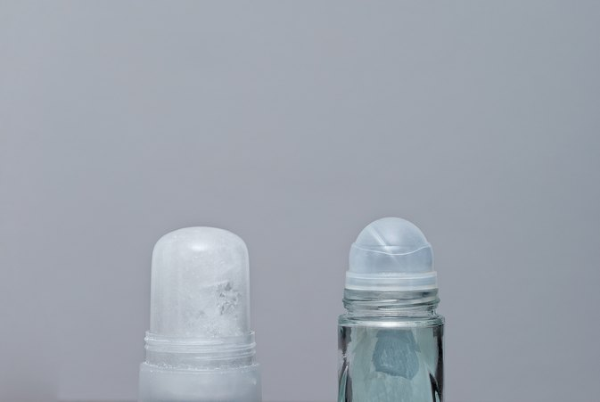 Antiperspirant Spray vs. Stick