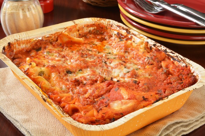 How to Substitute Regular Sausage for Sweet Italian Sausage in Lasagna
