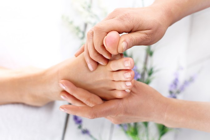 Sinus Relief Reflexology