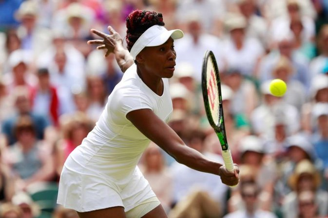 Venus Williams Has Some Surprising Eating Habits