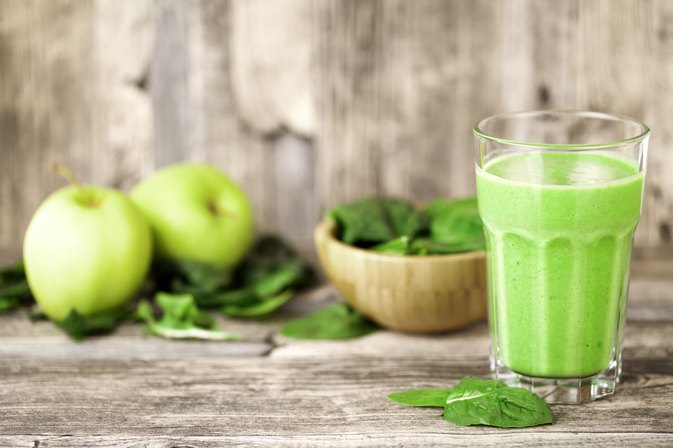 The Effects of Green Smoothies