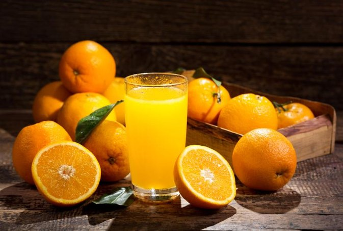 does vitamin c change over time in orange juice Oranges have vitamin c, orange juice free radicals over time may show us where drinking orange juice has killed a person you need to change the.