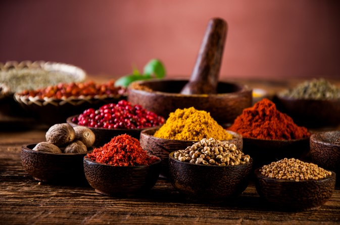 Indian Foods Containing High Carbohydrates
