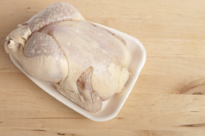 Is Frozen Chicken Healthy?
