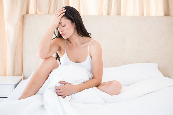 Fever Blister With Flu-Like Symptoms
