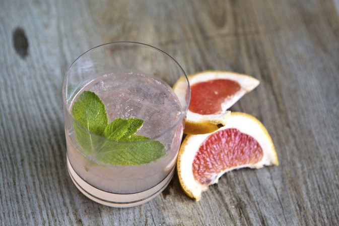 Vodka & Grapefruit Calories