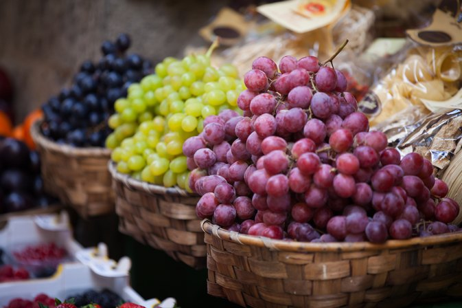 Can Eating Grapes Help Me Lose Weight?