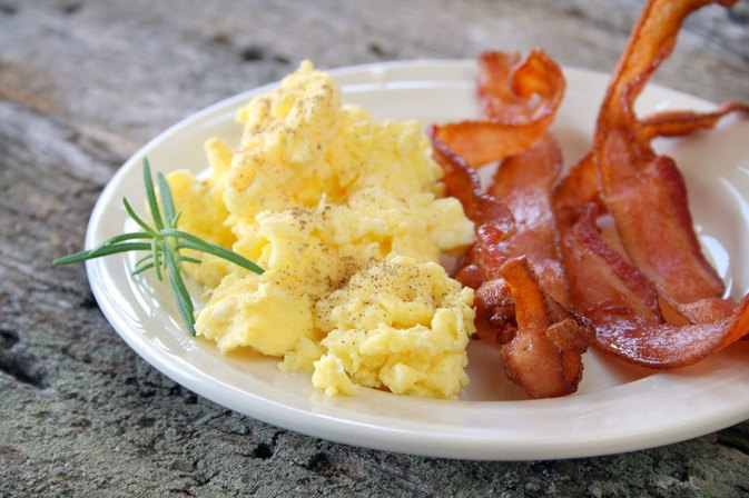 Are Scrambled Eggs Healthy?