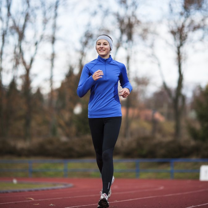 Does Running Give You a Full-Body Workout?