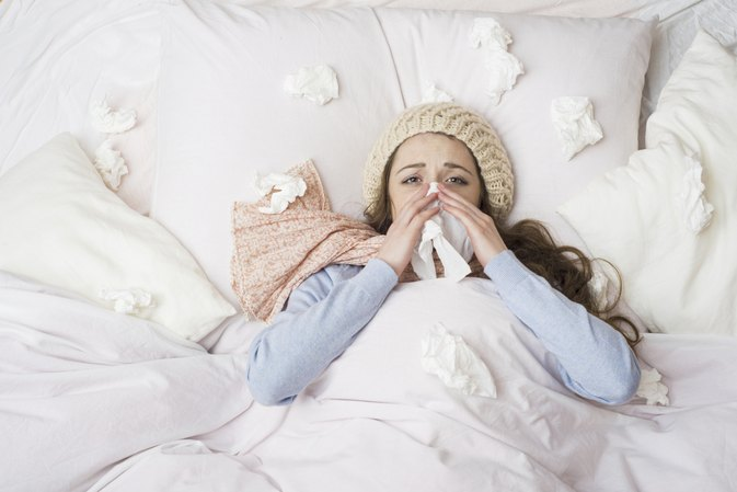Eucalyptus Vapor for Cold & Flu Treatment
