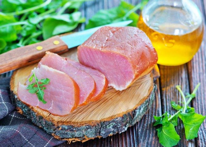 Reheating Shaved Ham