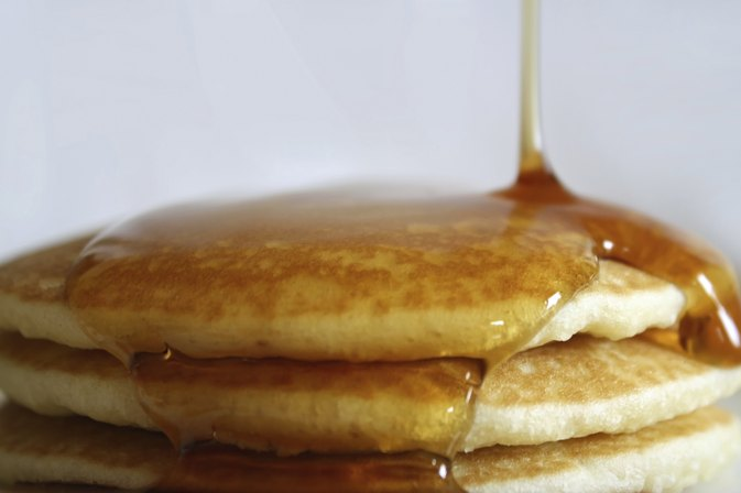 Pure Maple Syrup Nutrition