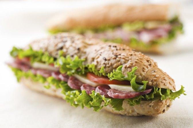 Low Fat Salads At Fast Food Restaurants