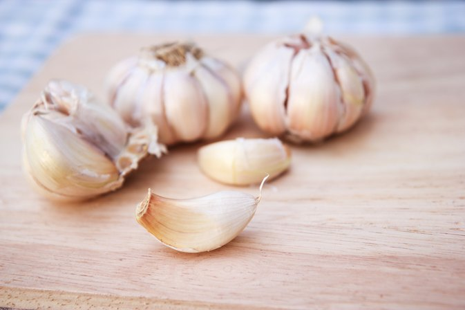 Benefits of Garlic for the Brain