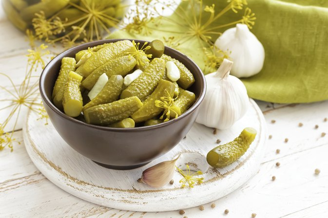 Heartburn and Dill Pickles