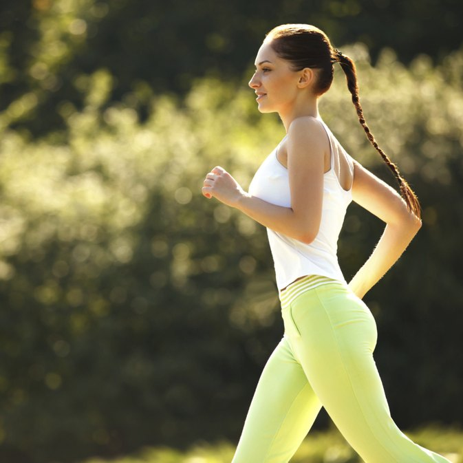 Can Jogging Flatten Your Stomach?