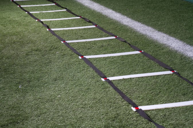 Football Drills to Increase Speed & Agility