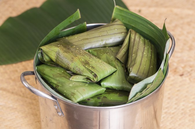 How to Cook Tamales Without a Vegetable Steamer