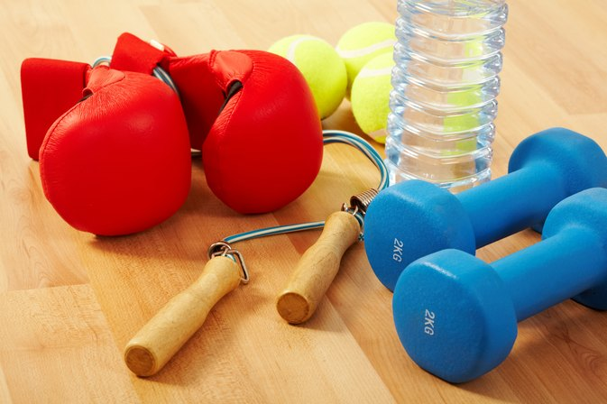 Super Circuit Weight Training