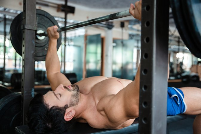 The Bench Press for Fixing Rounded Shoulders