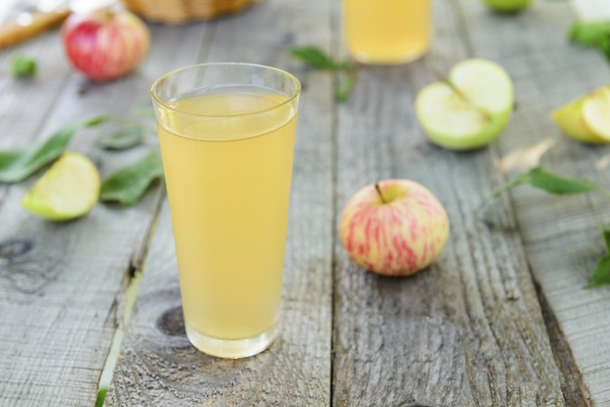Apple Juice Diet for the Liver