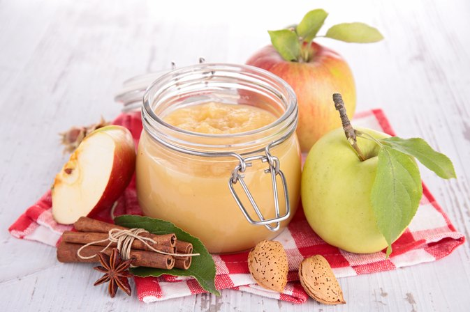 Applesauce as a Sugar Substitute for a Healthy Diet