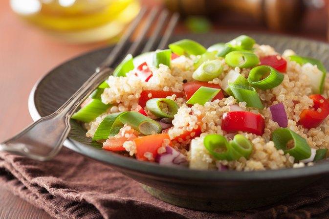 Bad reaction to quinoa