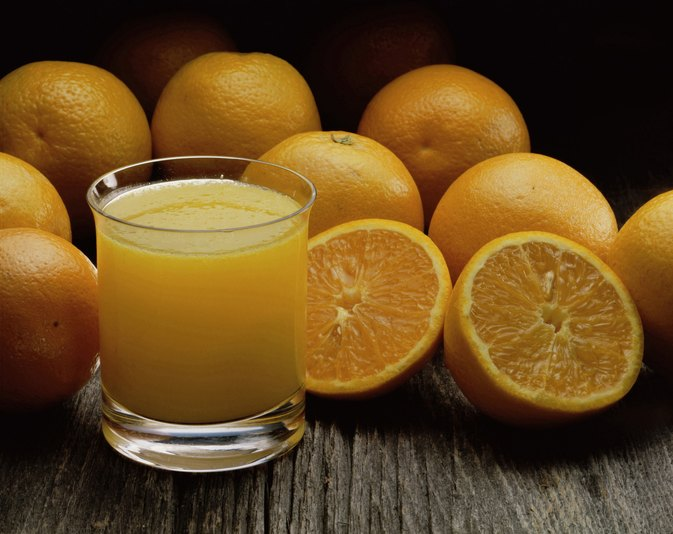 How to Drink Orange Juice After a Workout for Vitamin C