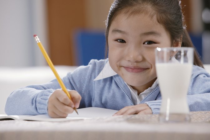 Can a Child Get Food Poisoning from Milk Left Out All Day?