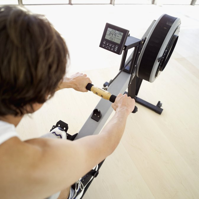 How Many Hours Does It Take on a Rowing Machine to Lose Weight?