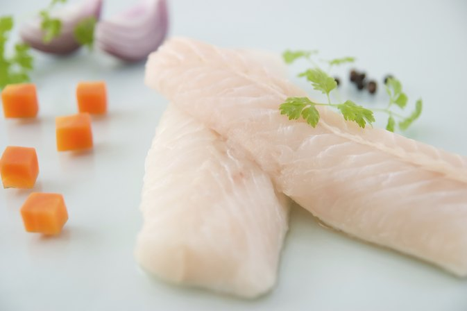 Blue Hake Nutrition Information