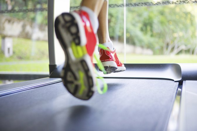 How Many Calories Are Burned in 20 Minutes on the Treadmill?
