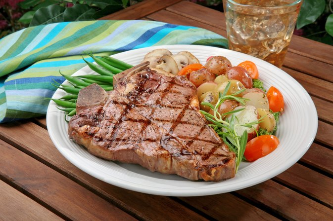 How to Grill a 1-Inch T-Bone Steak