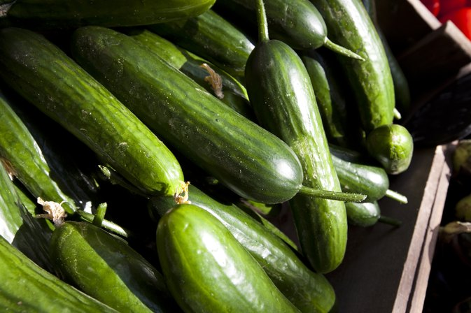 Do Cucumbers Lower Blood Pressure?
