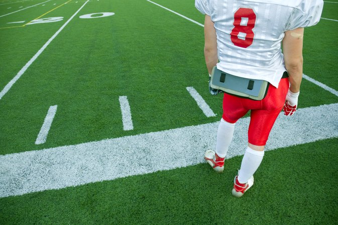 High School Football Rules on Cleat Length