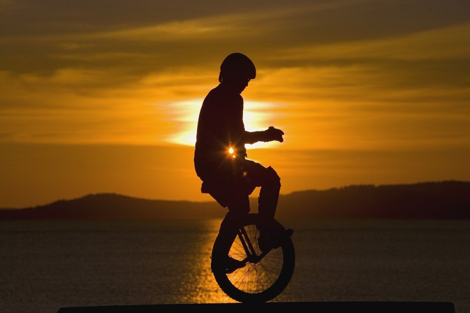 Why Ride a Unicycle?