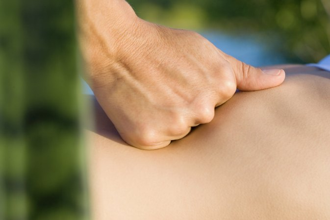 Stomach Massage for Weight Loss