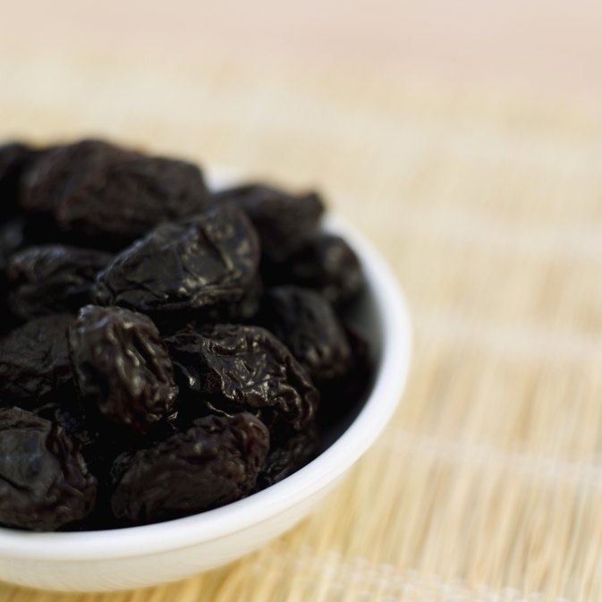 Can Prunes Be Taken While on Blood Thinners?