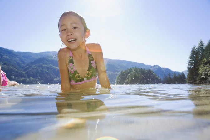 Swim Lesson Ideas for a 5-Year-Old