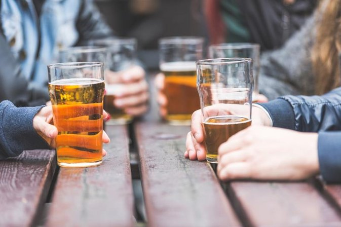 The Best Beer for Your Liver Is Also the Tastiest