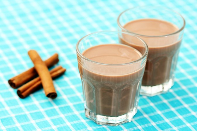 Chocolate Milk Nutrition Information